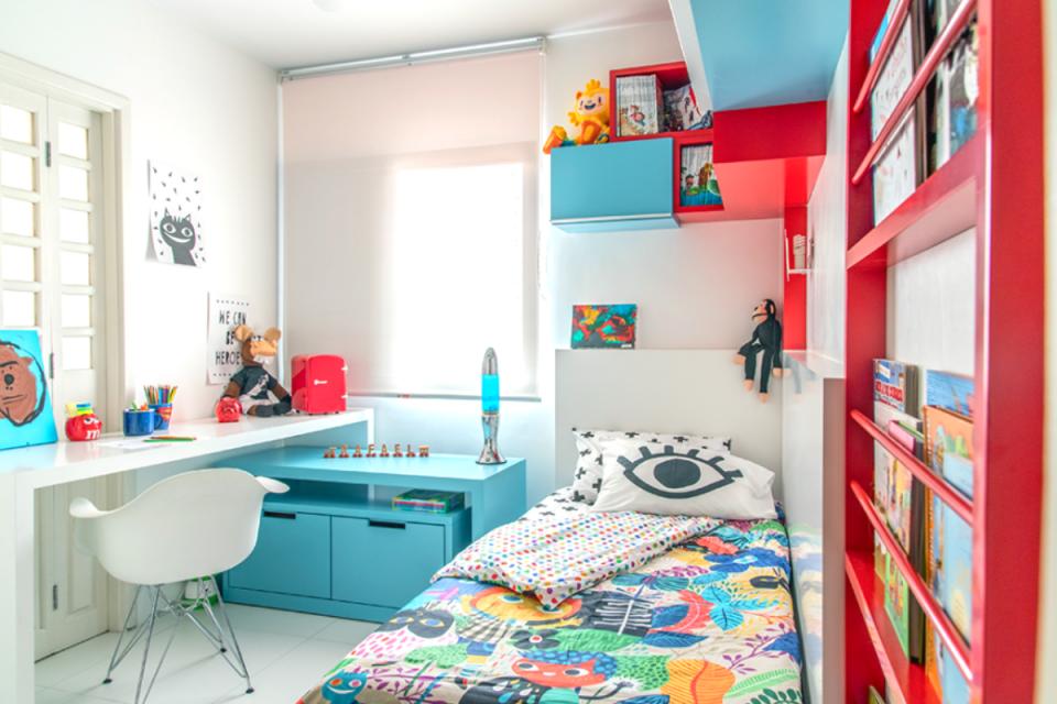 Dicas para decorar o quarto das crianças