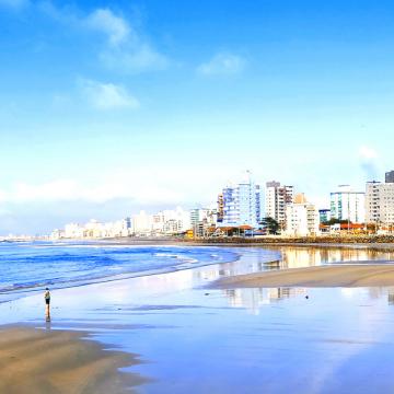 4 praias para você curtir o verão no litoral catarinense